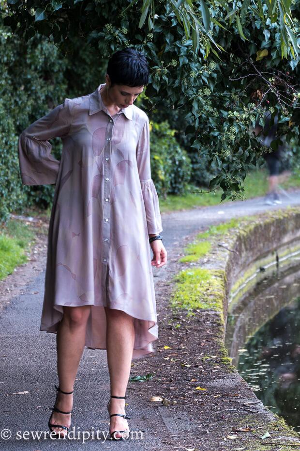 Sew Sew Def Katie Dress #01