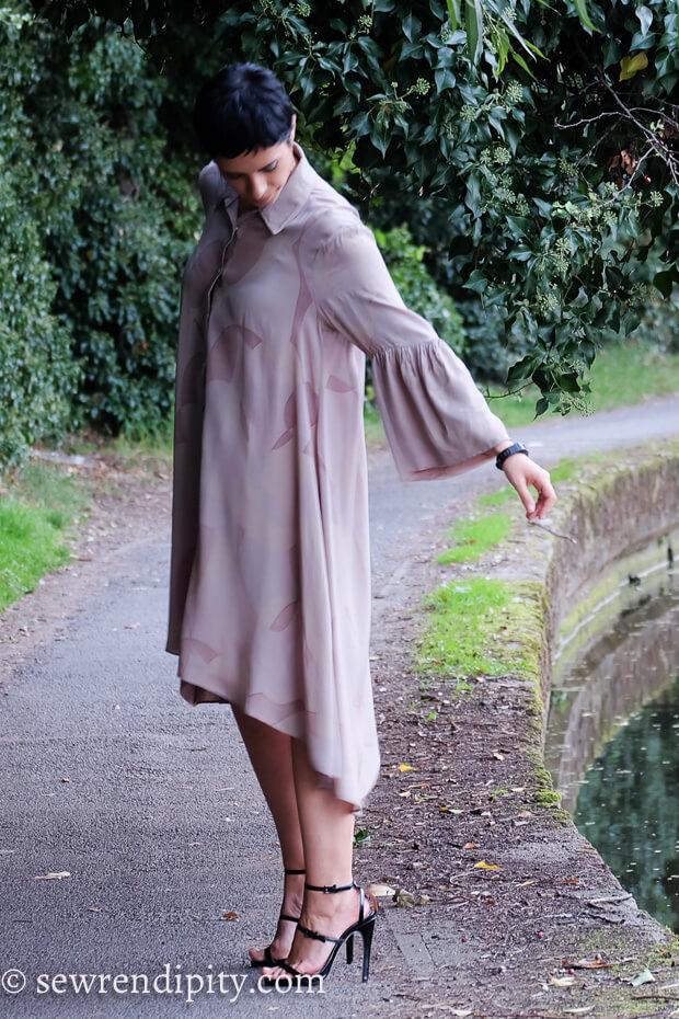 Sew Sew Def Katie Dress #07