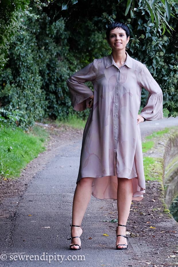 Sew Sew Def Katie Dress #09