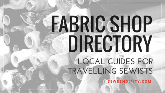 Fabric shop directory