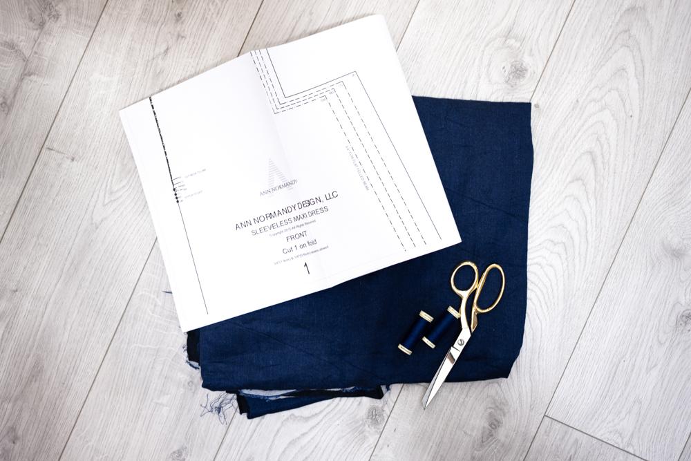 Designer Stories - Kim Collins from Ann Normandy Patterns