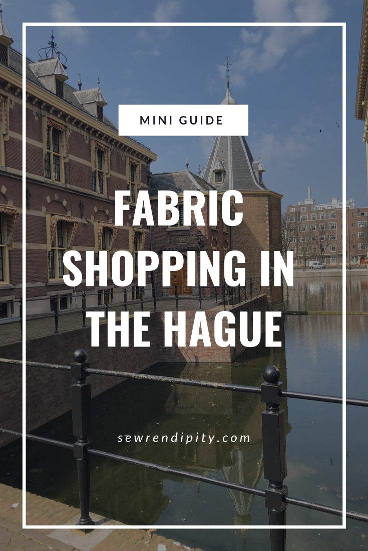 Fabric Shopping in The Hague, The Netherlands Check out much more other fabric shops city guides on Sewrendipity.com