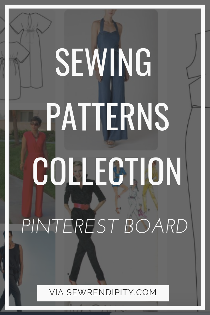 WANT EVEN MORE SEWING PATTERNS INSPIRATION? CHECK OUT MY PINTEREST BOARD WITH OVER 500 SEWING PATTERNS FROM BIG 4S TO INDIE TO BURDA, FILED IN HANDY CATEGORIES.