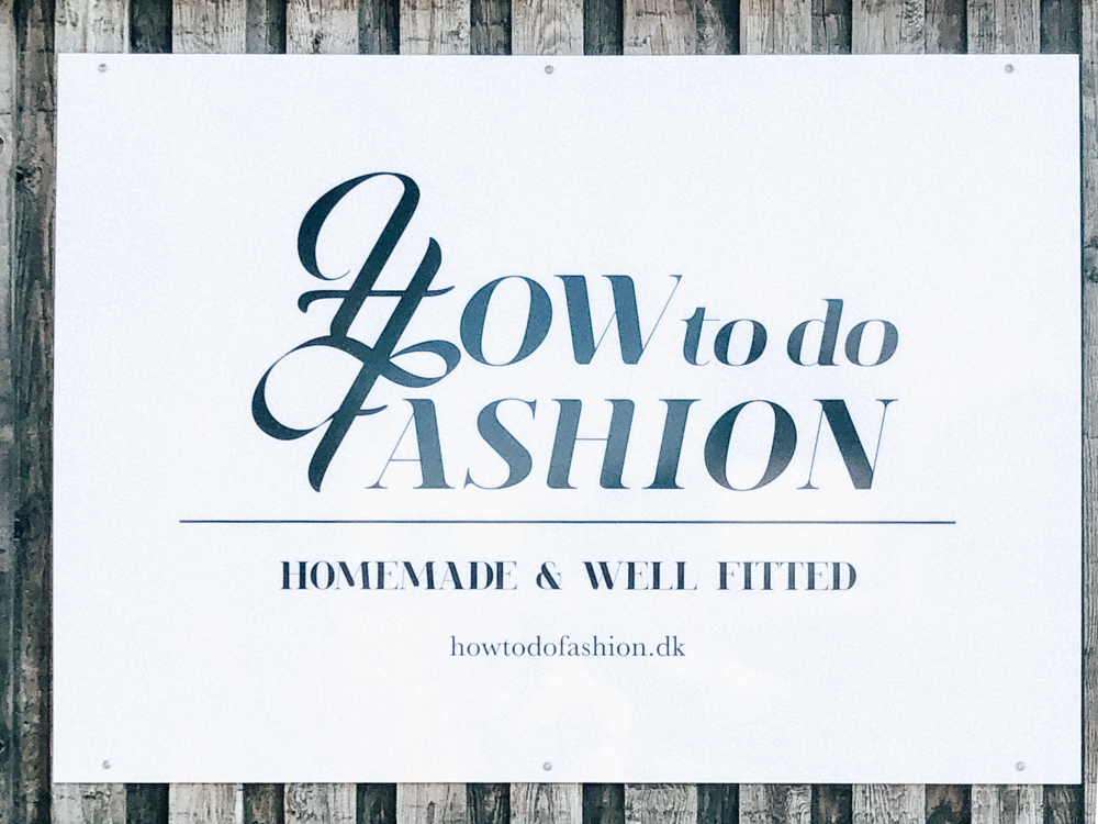 Designer stories - How to do Fashion interview