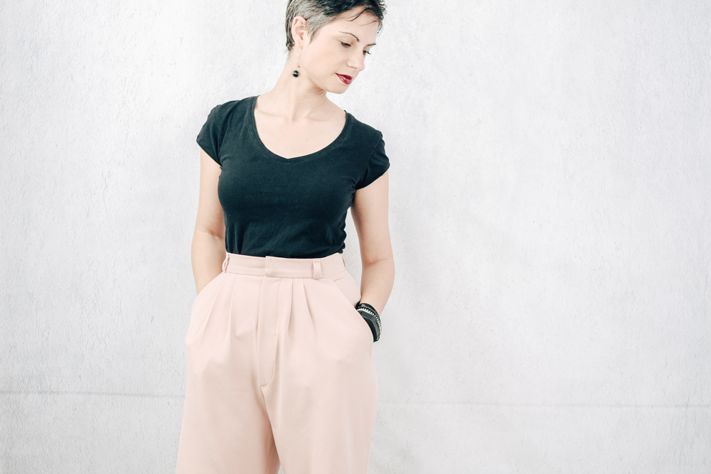 How to Do Fashion Madrid Trousers