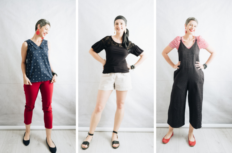 DIY WORK FROM HOME SUMMER STYLE | 3 DIY OUTFIT FORMULAS