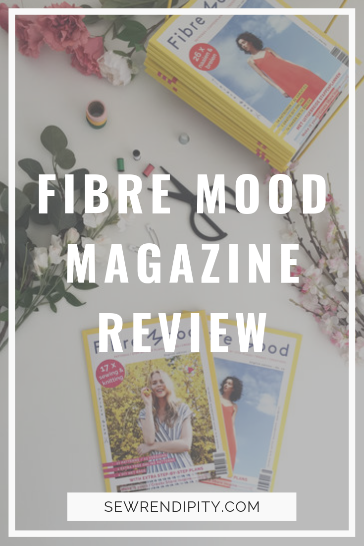 Fibre Mood Sewing Magazine review Issue 5