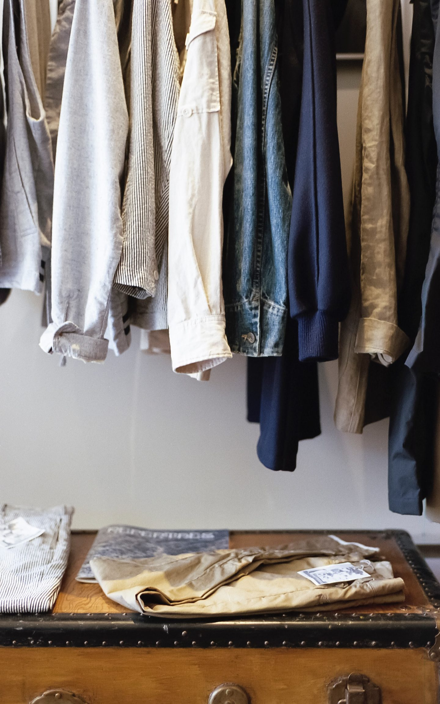 Is there a competition between our handmade and RTW wardrobe? Let's explore and debate!