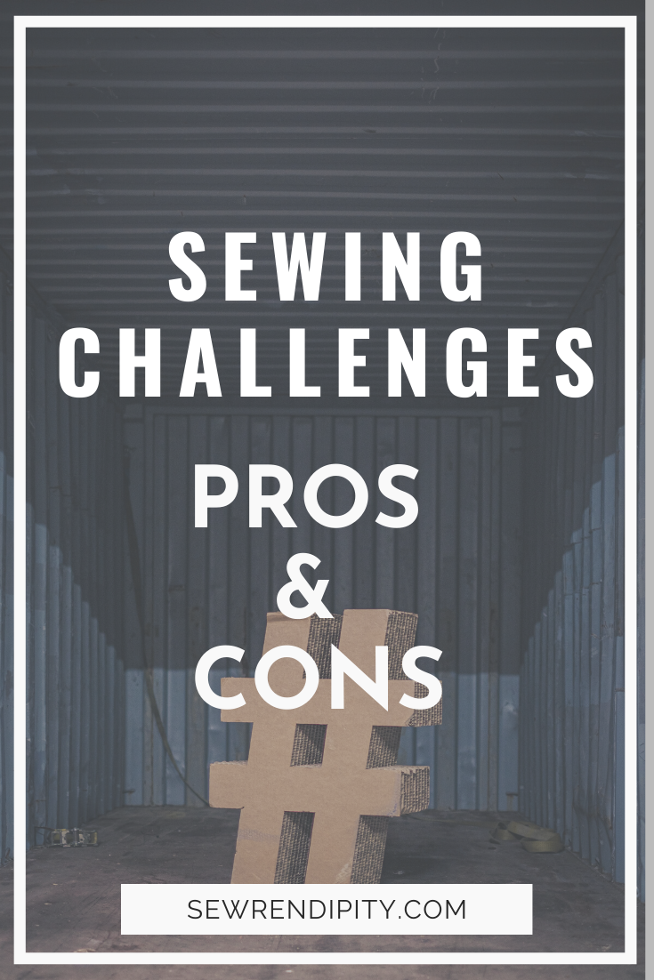 Do you enjoy a sewing challenge? If so, why? If not why? Check out a list of what others in the sewing community think and join the conversation.